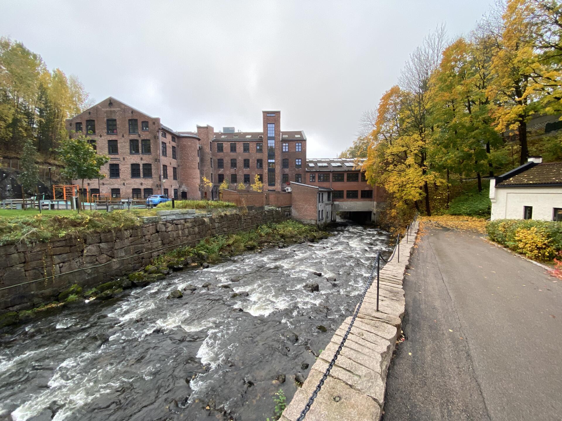 Akerselva, Oslo