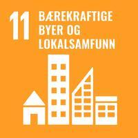 ikon - bærekraftige byer og lokalsamfunn
